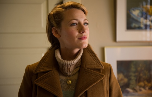 Picture smile, actress, blonde, Blake Lively, The Age of Adaline, Age Of Adaline