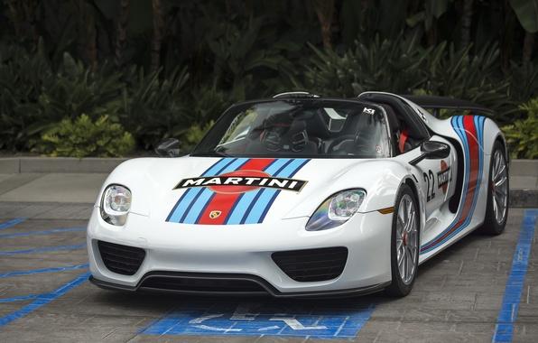 Picture Porsche, sportscar, Porsche 918 Spyder