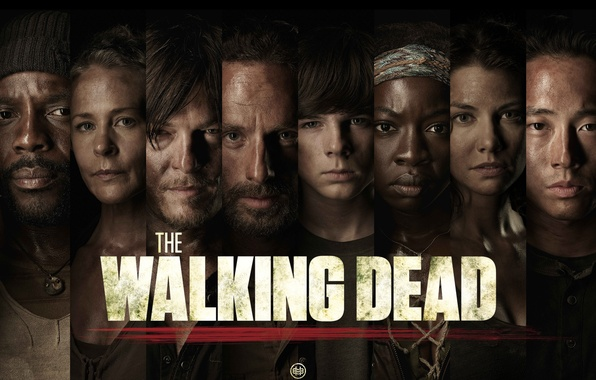 Picture Maggie, Maggie, the series, Carl, The Walking Dead, The walking dead, Michonne, Rick, Carl, Glenn, …