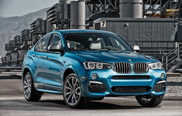 Picture plant, BMW, 2015, M40i, technical facilities