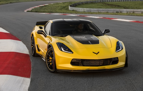 Picture Z06, Corvette, Chevrolet, supercar, Chevrolet, Coupe, Corvette, 2015, C7.R Edition