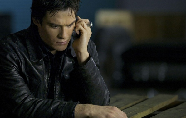 Picture ring, actor, male, ian somerhalder, the vampire diaries, Ian somerhalder