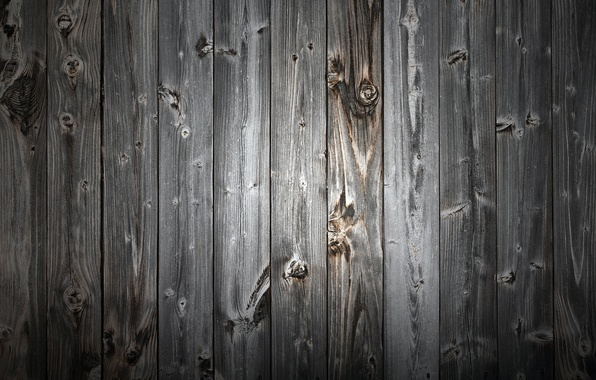 Picture wall, wood, pattern, tables, gray