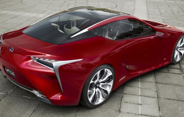 Picture sport, coupe, Lexus, the concept, LF-LC