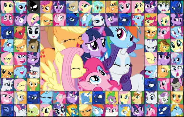 Picture pony, rarity, twilight, my little pony, friendship is magic, Platte, pinkie