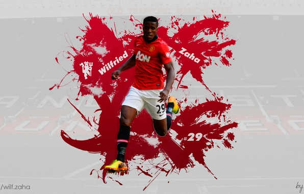 Wallpaper Adidas, Nike, Football, Manchester United, Old