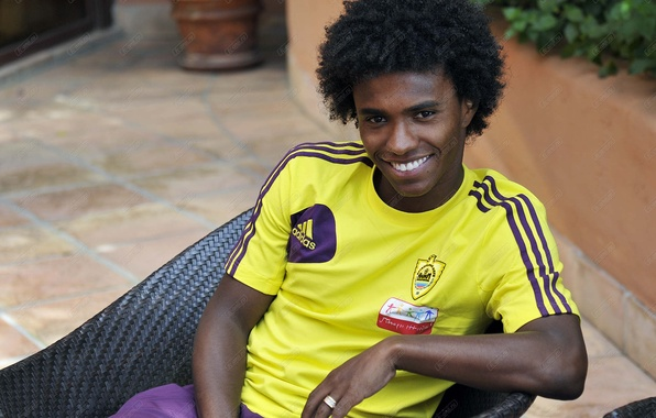 Wallpaper Willian, FC Anzhi, Willian Images For Desktop