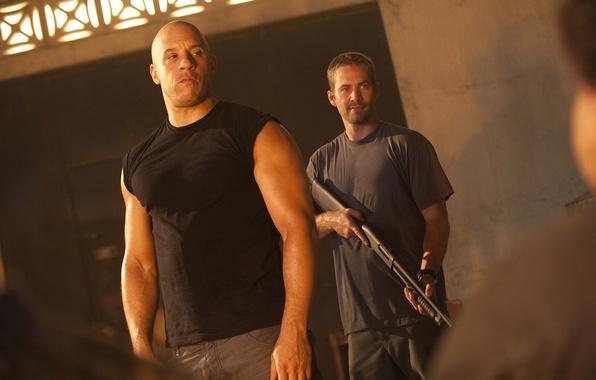 Picture VIN Diesel, Paul Walker, Vin Diesel, Paul Walker, Fast and furious 5, Fast Five, Dominic …