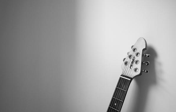 Picture white, black, grey