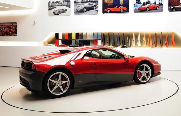 Picture car, Ferrari, autowalls, hd wallpaper, Ferrari SP12 EC