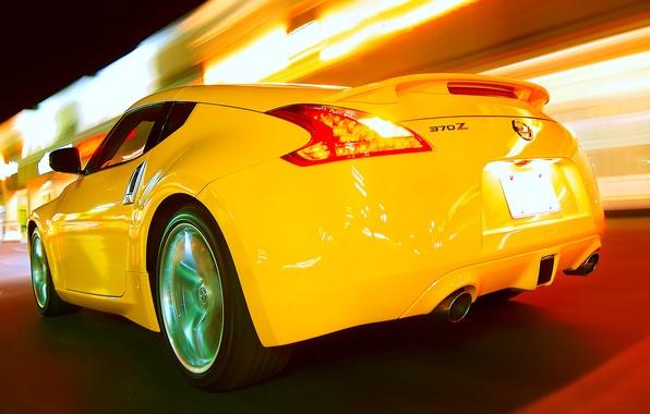 Picture Nissan, 370, Zet