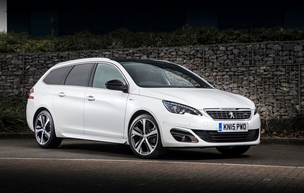 Picture Peugeot, Peugeot, 308, UK-spec, 2015, GT Line