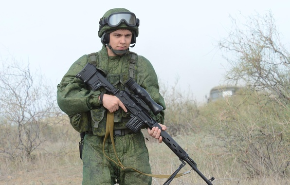 Picture Soldiers, Russia, Fighter