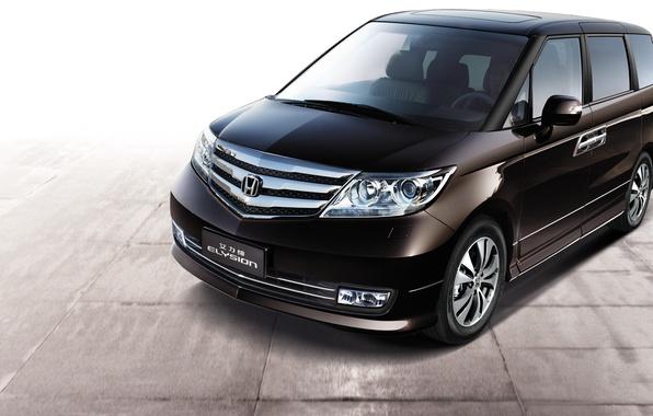 Picture Honda, Honda, van, Elysion, elysion