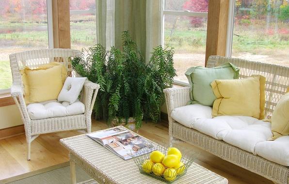 Picture design, house, style, Villa, interior, Fazenda