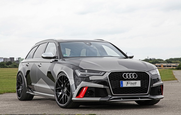Picture Audi, Edition, Before, RS6, Schmidt