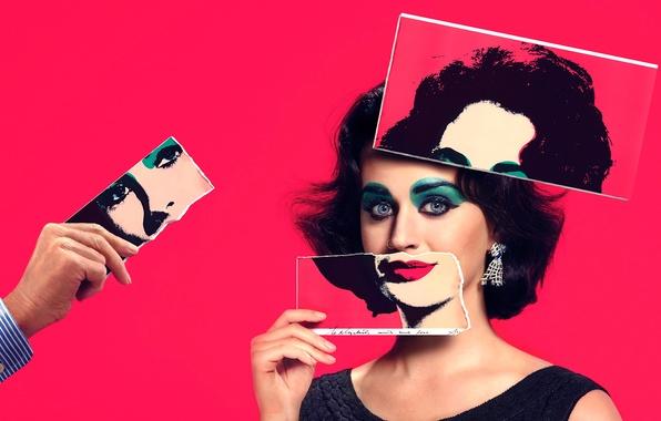 Picture Katy Perry, Katy Perry, photoshoot, 2015, Harper's Bazaar