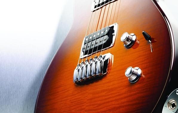 Picture music, Guitar, electro