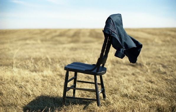 Picture field, jacket, 153, chair