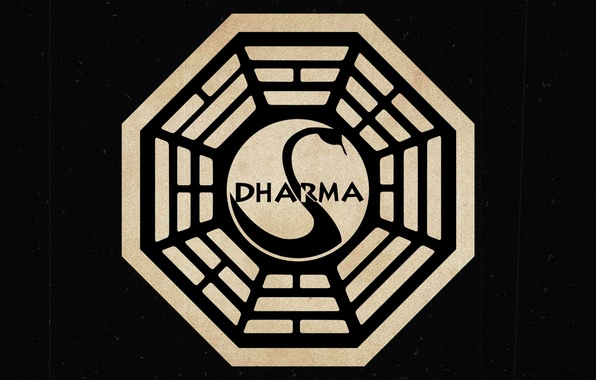 Picture sign, Lost, Dharma Initiative