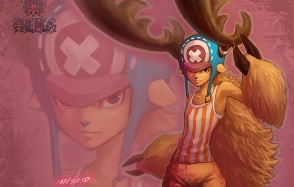 One Piece Wallpapers Mobile : New World , Chopper by Fadil089665 ...
