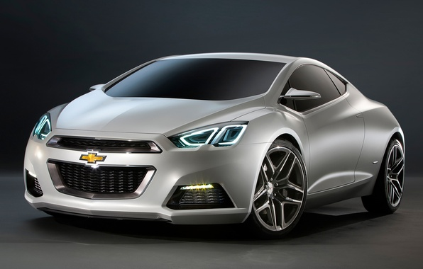 Picture the concept, car, Chevrolet tru 140S