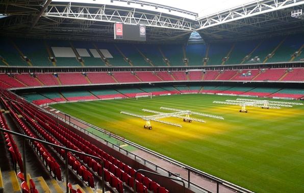 Picture Millennium, Stadium, Stadium, Wales, Cardiff, Millenium, Wales, Cardiff