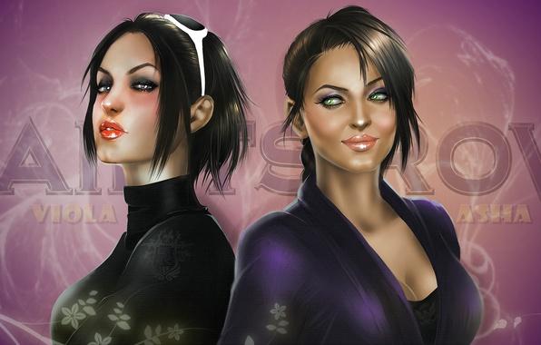 Picture Saints Row: The Third, Asha Odekar, Viola DeWynter