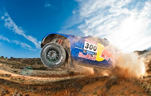 Picture Wallpaper, race, Volkswagen, wallpapers, Dakar