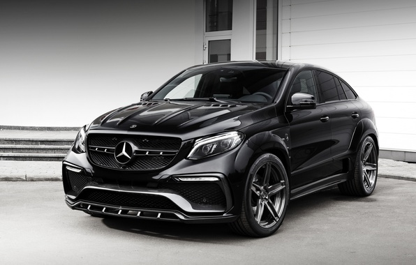 Picture Mercedes-Benz, Mercedes, Coupe, Ball Wed, C292, GLE-Class