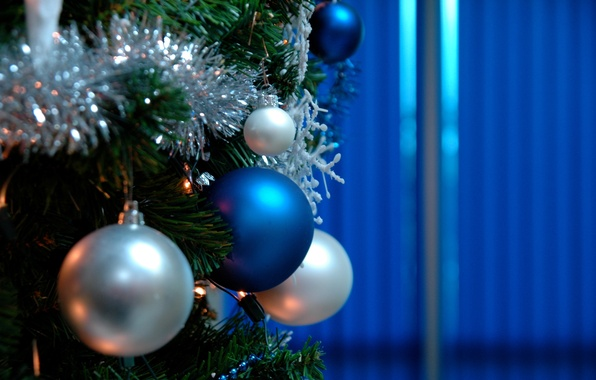 Picture background, holiday, widescreen, Wallpaper, toys, tree, new year, ball, Christmas, spruce, wallpaper, christmas, new year, …