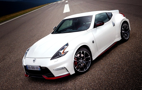 Picture Nissan, Nissan, 370Z, Nismo, 2014, NISMO