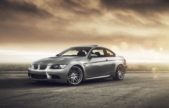 Picture car, BMW, bmw m3, rechange, hq Wallpapers