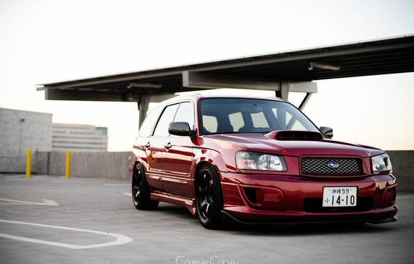 Wallpaper Subaru Sti Cool Car Forester Images For