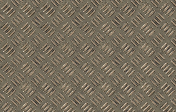 Picture surface, line, metal, sheet, background, texture, perforation, relief, the fluting
