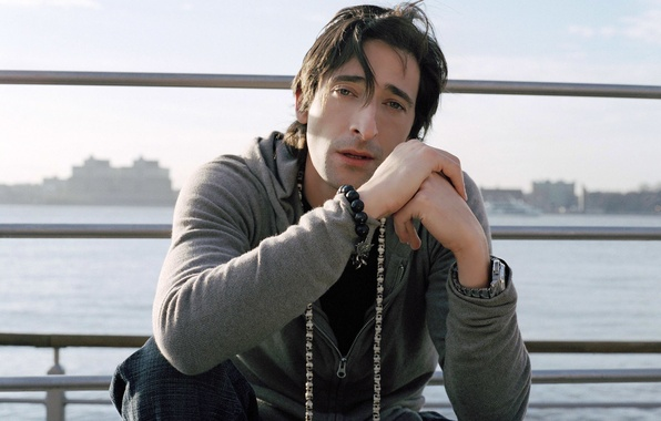 Picture actor, hollywood, Adrien brody