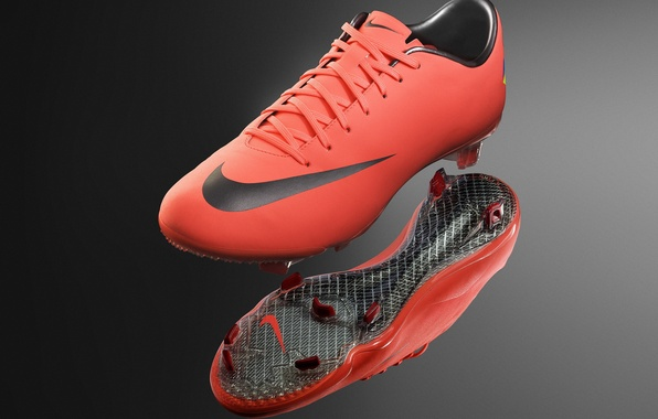 Picture football, football, cleats, nike mercurial