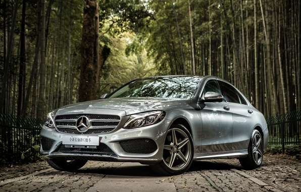 Picture Mercedes-Benz, Mercedes, AMG, AMG, C-Class, W205