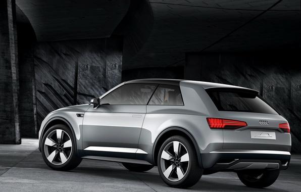 Picture Audi, coupe, Crosslane