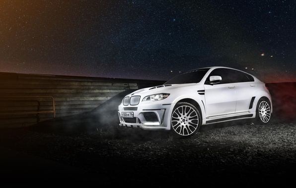 Picture BMW, E72, HAMANN