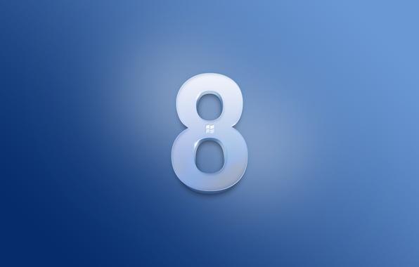 Picture minimalism, logo, figure, logo, minimalism, brand, brand, windows 8, 2560x1600, number