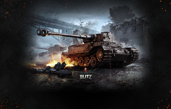 Wallpaper World of Tanks, World Of Tanks, Wargaming Net, Heavy Tank, WoTB, Flash, World of Tanks: …