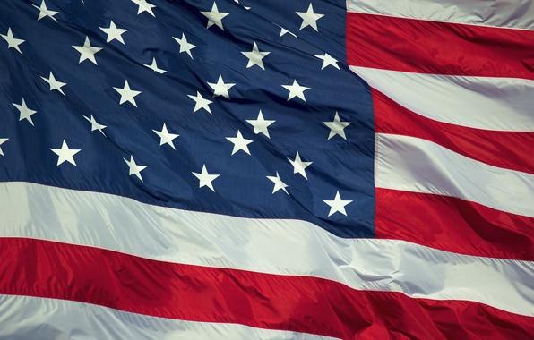 Picture stars, flag, America, USA, States, usa
