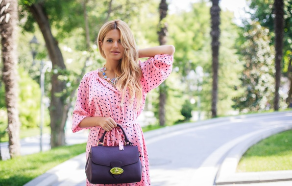 Picture summer, look, style, bag, beauty