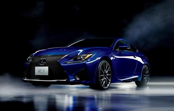Picture Lexus, Lexus, JP-spec, 2014, RC F