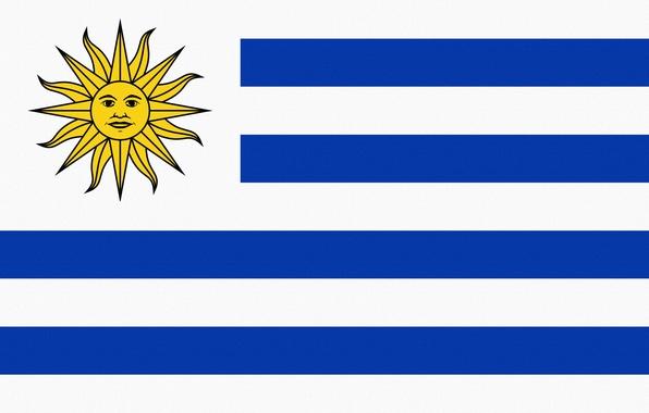 Picture The sun, Flag, Photoshop, Uruguay, Uruguay