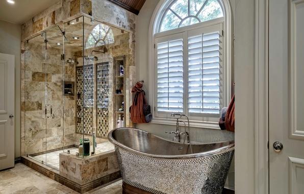 Picture design, style, shower, bath, bathroom, decor