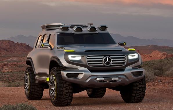 Picture Mercedes-Benz, the concept, Mercedes, Mercedes, CONCEPT, Ener-G Force