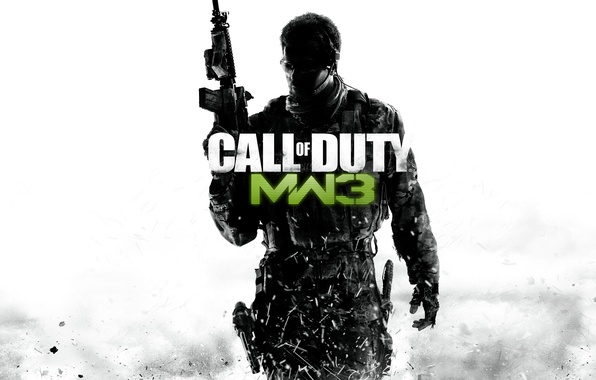 Picture modern, warfare, duty, call, cod