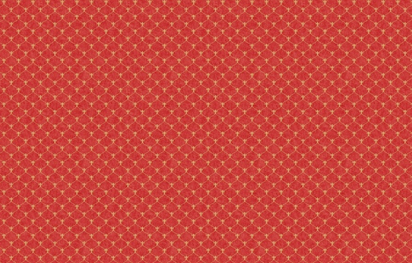 Picture red, background, mesh, Wallpaper, patterns, figure, curls, cell, small, texture, ornament